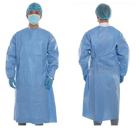 AAMI Level 4 FDA 510K  Surgical gown