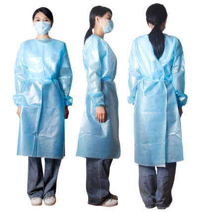 CE FDASurgical water repellent SF Gown