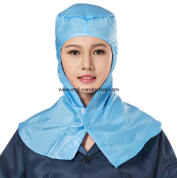 Antistatic Shawl Cap/ESD Shawl Cap EC-10