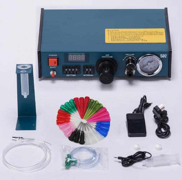 Dp-2000 Automatic Glue Dispenser Gluing Machine