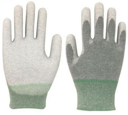 PU Palm Fit Static Dissipative Gloves