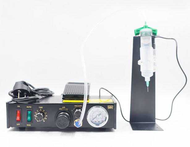 Dp-1000 Manual Glue Dispenser Gluing Machine