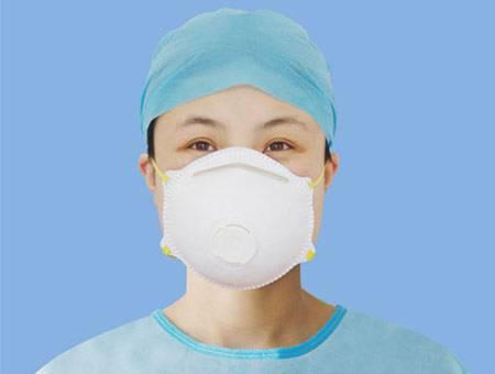KN95 CE FDA respiritor dust mask for virous
